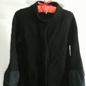 Vince wool & cashmere long cardigan/ sweater
